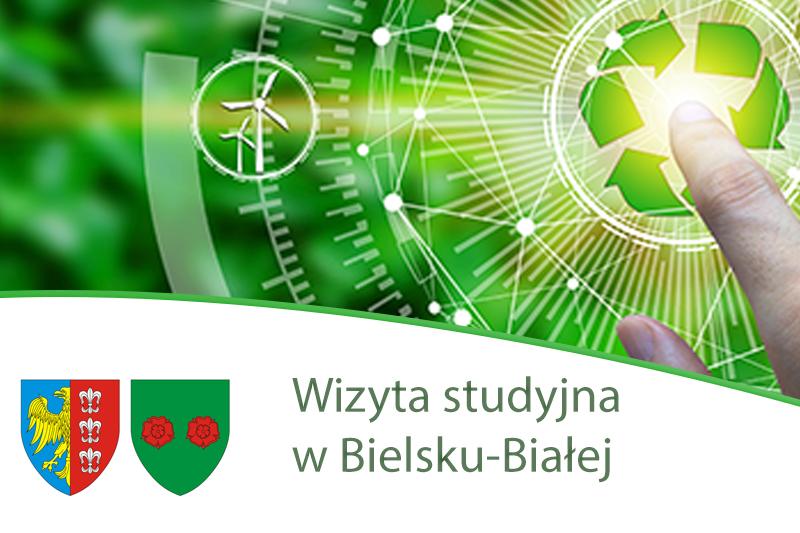 Wizyta studyjna w Bielsku-Białej w ramach szkoły letniej